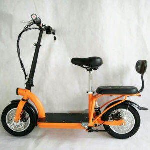 2017 New Design Folded Standing Electric Scooter pictures & photos