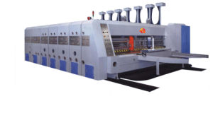 Gymk Printing Slotting Die-Cutting Carton Machine pictures & photos