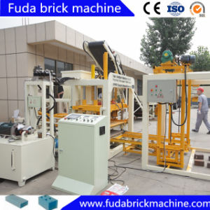 Multi-Function Block Making Machine Brick Machine Concrete Interlock Paver Brick Making Machine Hollow /Solid Block Machine pictures & photos