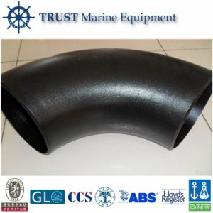 Marine Butt Welded Carbon Steel Seamless Pipe Elbow pictures & photos