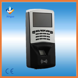 Fingerprint Access Control with Free Software pictures & photos