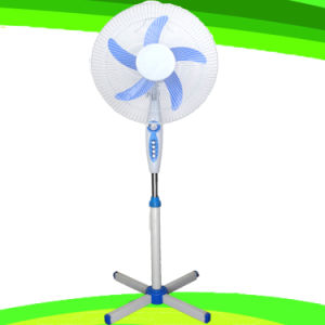 5 Blade 16 Inches 12V DC Stand Fan (SB-S5-DC16M) pictures & photos