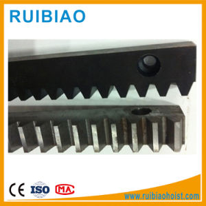 M4 Spur Gear Rack/Rack and Pinion for Construction Hoist pictures & photos
