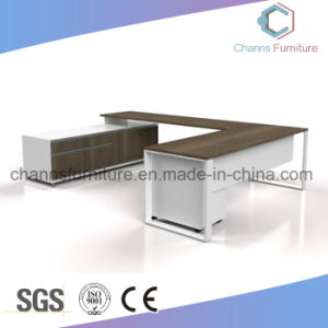 Modern U Shape Boss Furniture Wood Desktop Office Table pictures & photos