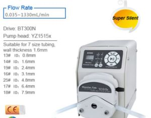 Special Price Bt600m Multichannel Dispensing Peristaltic Pump pictures & photos