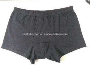 Cotton Solid Comfortable Men′s Boxer Short Men Brief Men′s Underwear pictures & photos