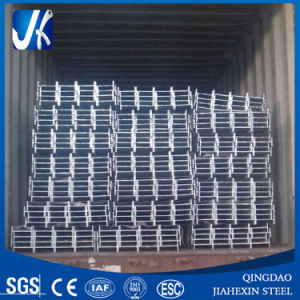 Galvanize Building Material H Beams, H Column, H Profile pictures & photos
