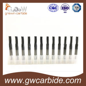 Carbide HRC50 Thread Mill Cutter pictures & photos