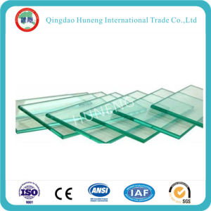 1.8mm-19mm Flat Building Glass Clear Float Glass pictures & photos