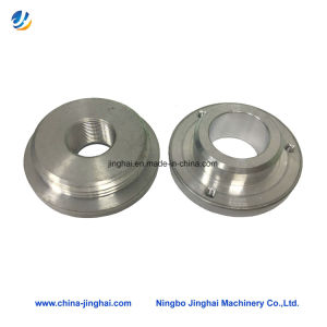 High Precision CNC Steel/Metal/Aluminum Machining Parts with out Threaded pictures & photos