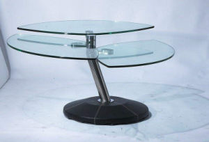 Fashion Furniture Tabletop Tempered Glass pictures & photos
