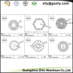 Guangzhou Zhilv Casting Aluminum Profile Cooler pictures & photos