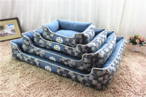 High Quality Jeans Pet Bed for Dogs pictures & photos
