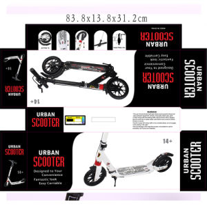 Mini PU Wheel Mini Foldable Kids Bike/Skateboard (SZKS007) pictures & photos