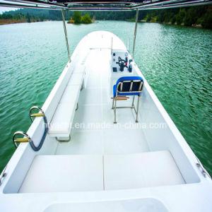 28′ Fiberglass Diving Work Boat Hangtong Factory-Direct pictures & photos