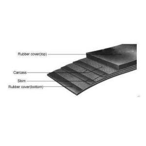 Elevator and Conveyor Belt Blue Conveyor Belt pictures & photos