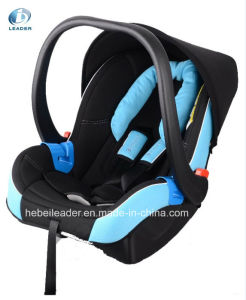 European Standard Child Portable Car Booster Seat Kids Car Seat for Group 0+ (0-13kgs) with ECE R44/04 Certificate pictures & photos