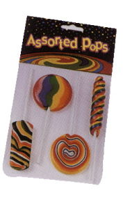 Series Kids of Twister Lollipop Candy for Leisure Time pictures & photos