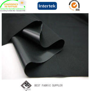 100% Polyester PVC Coated Cheap Oxford 300*600d Shantung Fabric pictures & photos