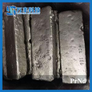 Rare Earth Pr-ND Praseodymium-Neodymium Alloy pictures & photos