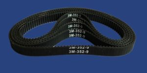Electric Scooter Rubber Belt Rubber Timing Belt 3m-420-12 pictures & photos