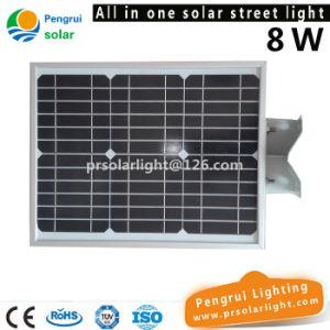 Energy Saving LED Sensor Solar Panel Powered Outdoor Wall Solar LED Street Light pictures & photos
