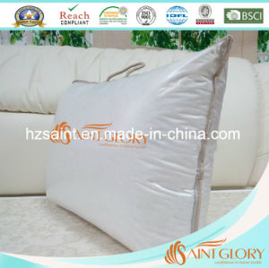 White Duck Feather and Down Pillow for Wholesale pictures & photos