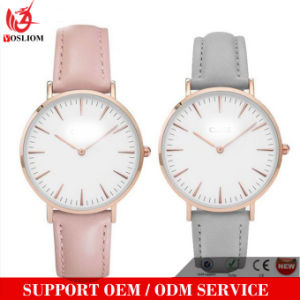Yxl-588 China Supplier Fashion Sport OEM/ODM Logo Lady Watches for Women 2016 New Design Women Watch Leather Band pictures & photos