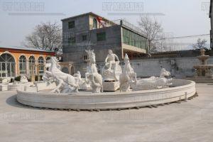 Marble Apollo Fountain pictures & photos