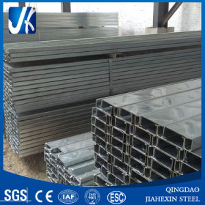 Galvanized C Steel Section Profile/C Purlin pictures & photos