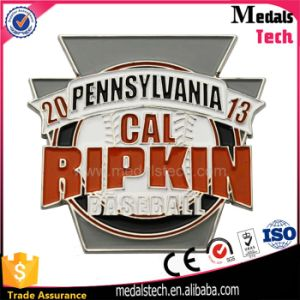 Custom World Series Award 1.5 Inch Metal Baseball Lapel Pins pictures & photos