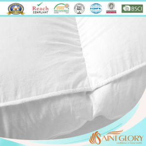 King Duck or Goose Down Feather Mattress Topper Featherbed pictures & photos