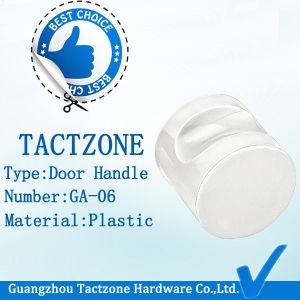 Best China Supplier Toilet Cubicle Partition Hardware Plastic Handle pictures & photos