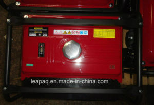 5.0 Kw Electric Start New Portable Gasoline Generator pictures & photos
