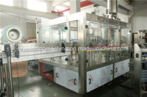 Automatic Fruit Concentrate Production Juice Filling Machinery pictures & photos