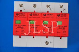 Surge Protective Device 20ka 230/400V, Jlsp-400-80, SPD, 80-004 pictures & photos