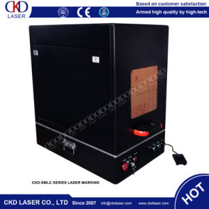 Phone Fiber Laser Engraving Machine for Sale pictures & photos