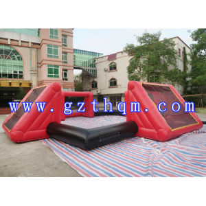 Outdoor Exciting Inflatable Football Pitch/Commercial Inflatable Soccer Field pictures & photos