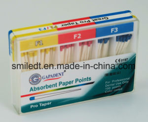 Gapa Protaper Absorbent Paper Points pictures & photos