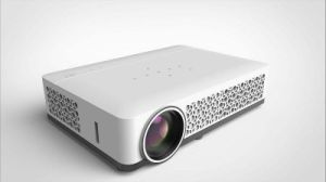 Yi-1000 Mini DLP Projector Home Use Bluetooth Built-in Android and WiFi System Hot Sell DLP Projector pictures & photos