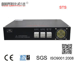 Ouxiper Static Transfer Switch for Power Supply (240VAC63AMP 15.12KW 1P Single phase) pictures & photos