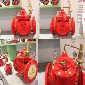 Air Pressure Reducing Valve for Fire System pictures & photos