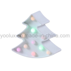 Walmart Tree Shape 3D Holiday LED Christmas Lights pictures & photos