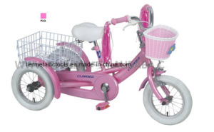 """12"""" Children Tricycle with Three Wheels/ Single Speed Kids Trike pictures & photos"""