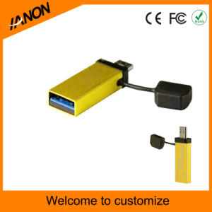 Hot Selling OTG 3.0 USB Flash Drive with Many Colors pictures & photos
