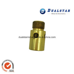 Mass Production Brass Solder Fitting Miniature Brass Fittings pictures & photos
