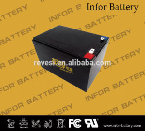 LiFePO4 12V 30ah Battery for Solar System, E Car pictures & photos