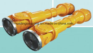 Universal Double Cardan Shaft for Truck