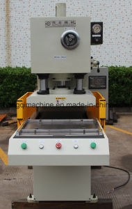 CNC C-Type Protective Film Punching Machine pictures & photos