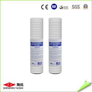 PP Melt Blown Filter Cartridge with PP Core pictures & photos